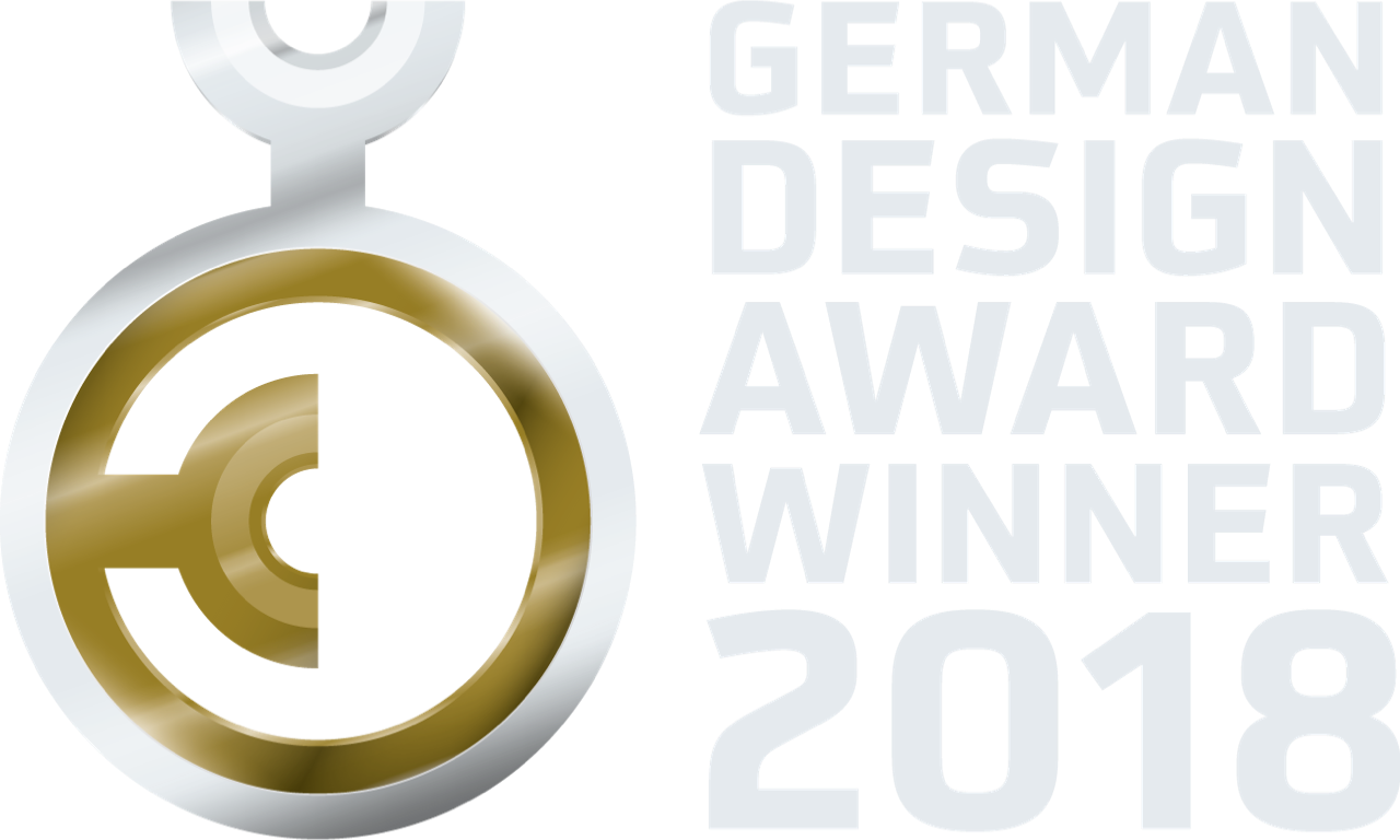 German Design Award Winner 2018 logo